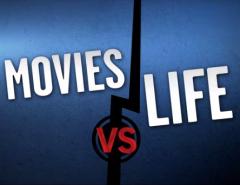Films et réalité : la série Movies VS Life