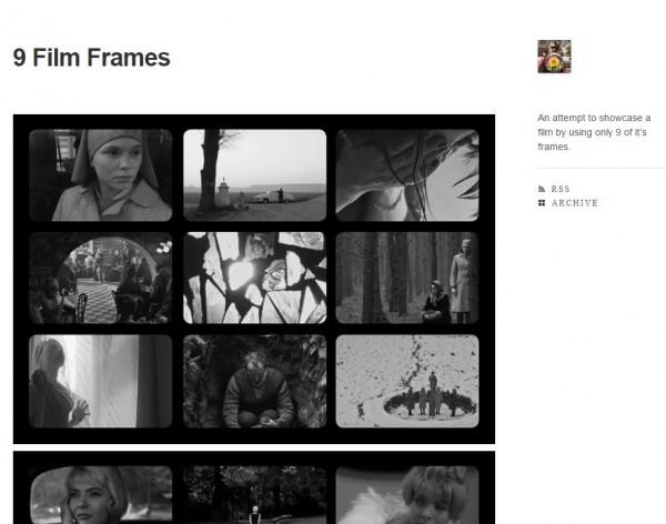 Tumblr 9 film frames