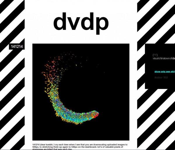 Tumblr DVDP