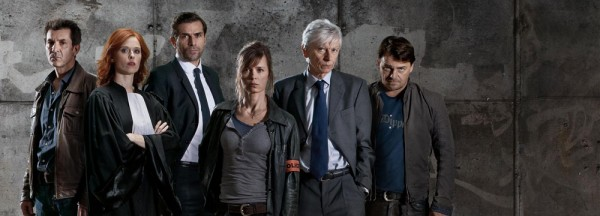 Engrenages - Séries TV