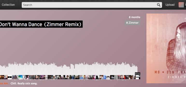 Remixes - Zimmer Mo sur Soundcloud