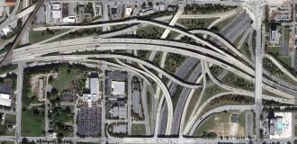 Échangeur autoroutier - Atlanta