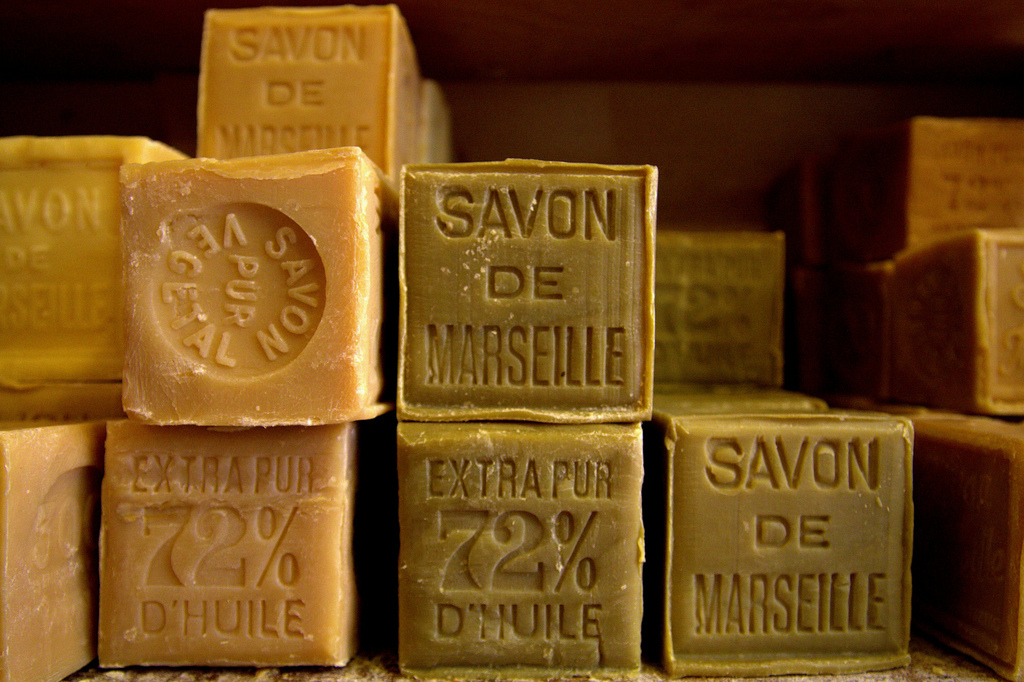 savon de marseille naturel composition