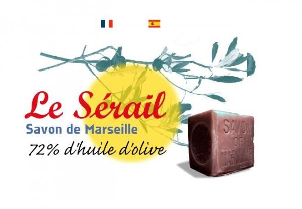 Savonnerie Le Sérail - promesse non tenue pour son savon de Marseille