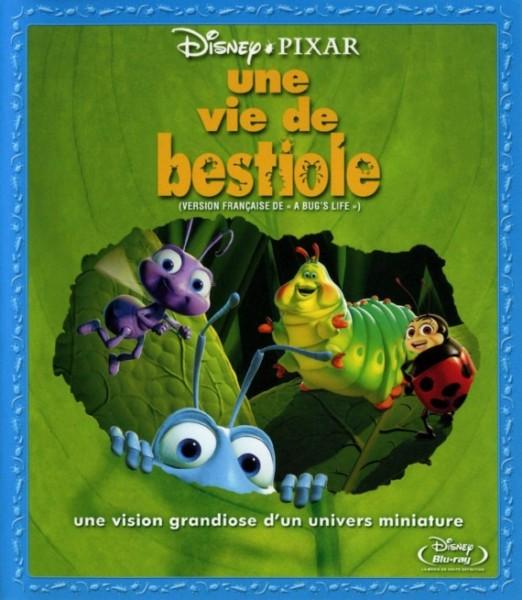 L'affiche du film 1001 pattes - Une vie de bestiole