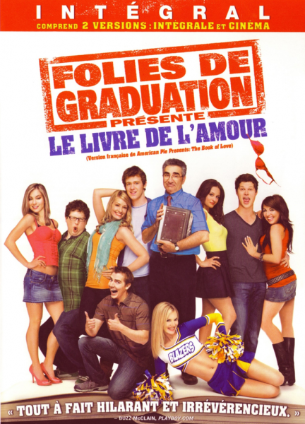 L'affiche du film American Pie - Folies de graduation