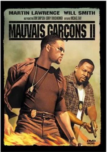 L'affiche du film Bad Boys II - Mauvais garçons II