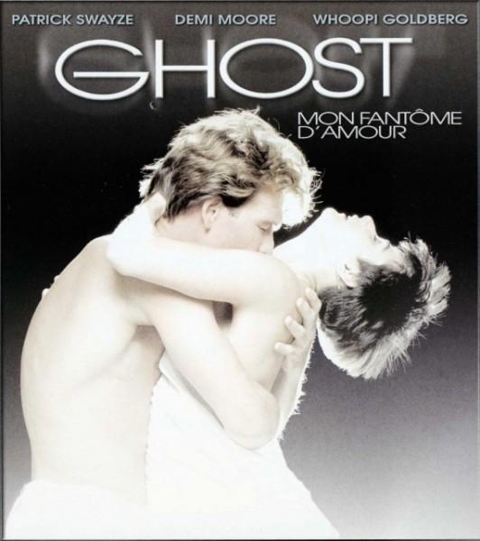 L'affiche du film Ghost - Mon fantôme d'amour
