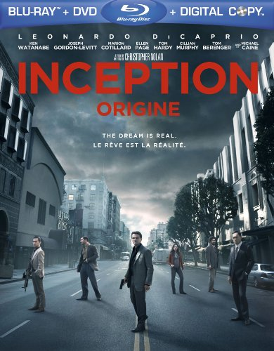 L'affiche du film Inception - Origine