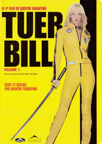 L'affiche du film Kill Bill - Tuer Bill