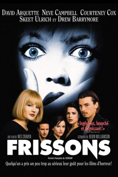 L'affiche du film Scream - Frissons