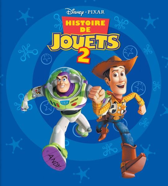 L'affiche du film Toy Story 2 - Histoire de jouets 2
