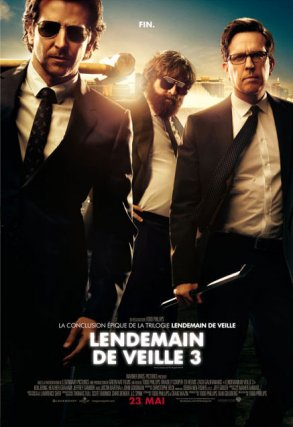 L'affiche du film Very Bad Trip 3 - Lendemain de veille 3