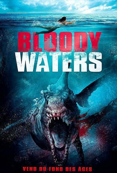 Affiche Film Dinoshark : Bloody waters