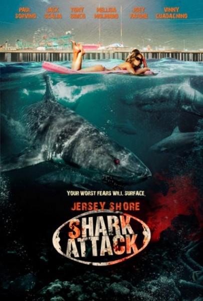Affiche Film Jersey Shore Shark Attack