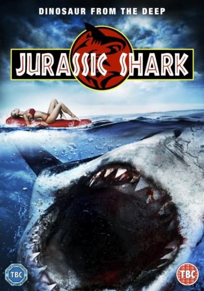 Affiche Film Jurassic Shark