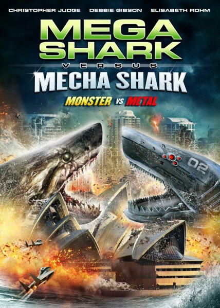 Affiche Film Mega Shark VS Mecha Shark