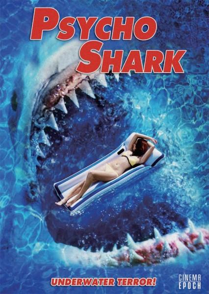 Affiche Film Psycho Shark