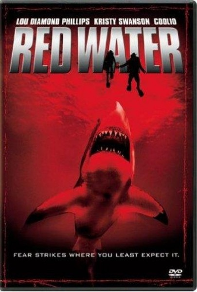 Affiche Film Red Water
