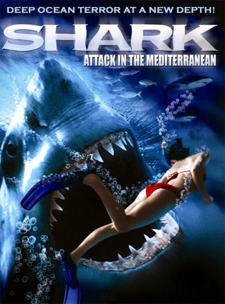 Affiche Film Shark