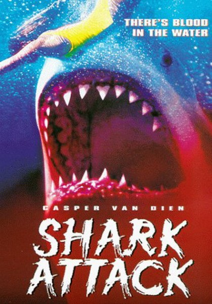 Affiche Film Shark Attack