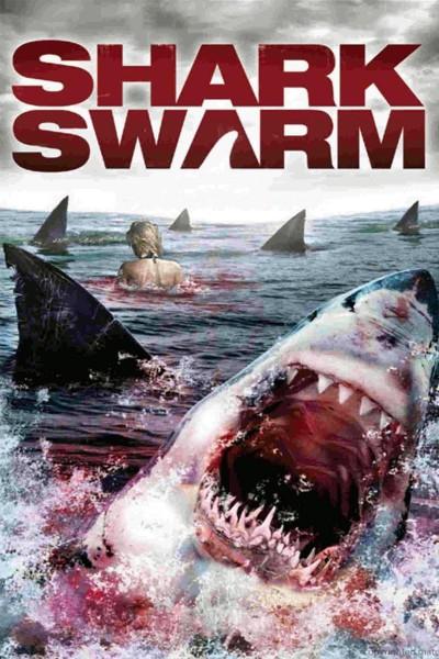 Affiche Film Shark Swarm - L'armée des profondeurs