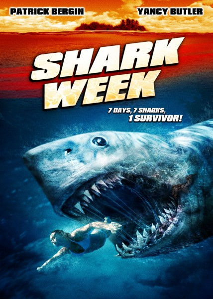 Affiche Film Shark Week