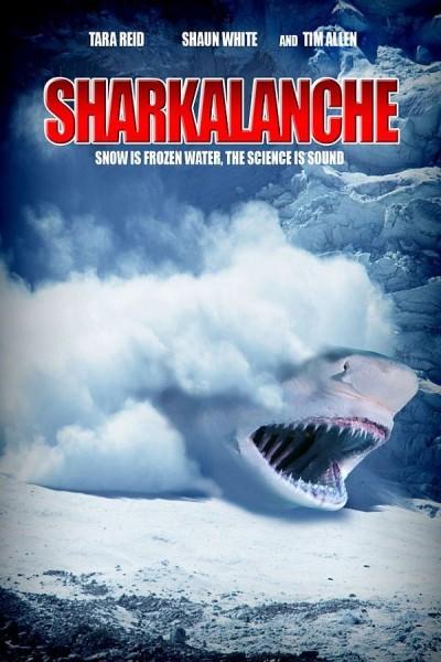 Affiche Film Sharkalanche