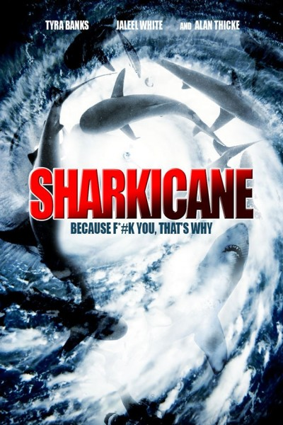 Affiche Film Sharkicane
