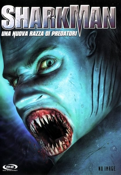 Affiche Film Sharkman
