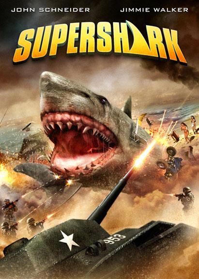 Affiche Film Supershark