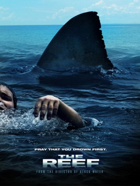 Affiche Film The Reef