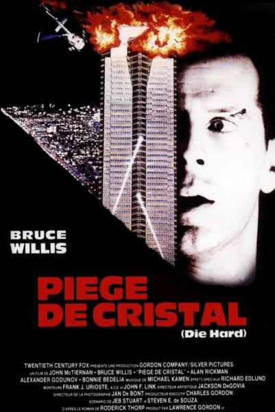 Affiche piège de cristal Die Hard
