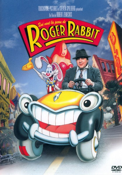 Affiche Qui veut la peau de Roger Rabbit Who framed Roger Rabbit
