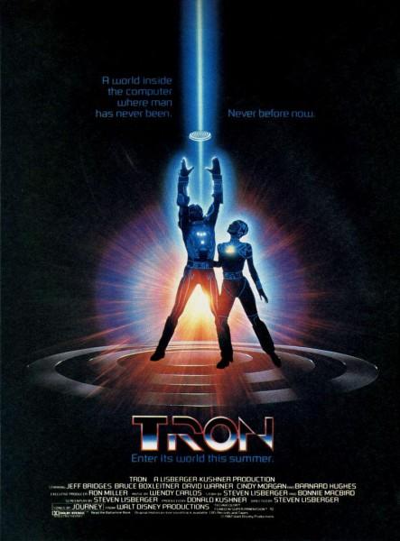 Affiche Tron