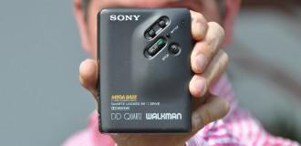 Walkman années 1980