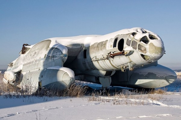 Beriev VVA-14 (Photo Alex Beltyukov)
