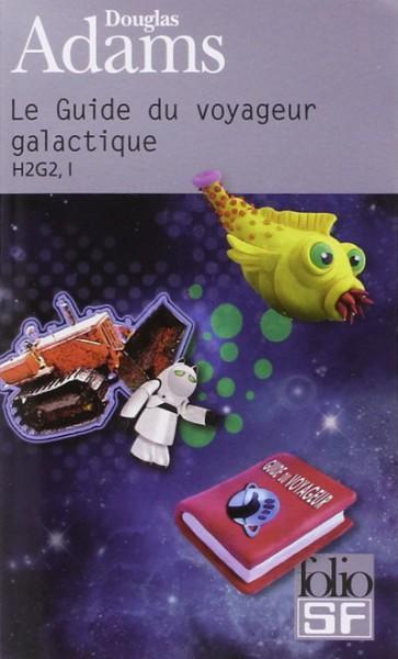 Le guide du voyageur galactique - Douglas Adams