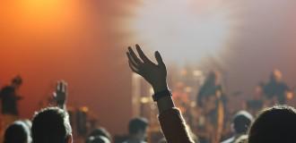 Le public à un concert