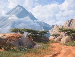Uncharted 4 - Paysage - Madagascar