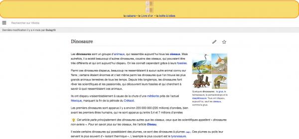Vikidia, l'encyclopédie pour les enfants