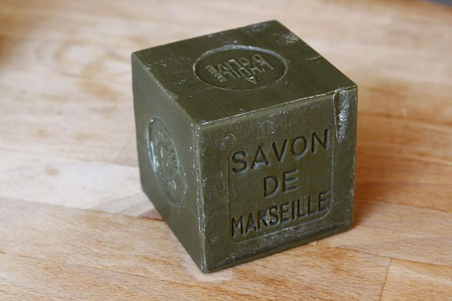 Savon de Marseille - Marius Fabre 400g