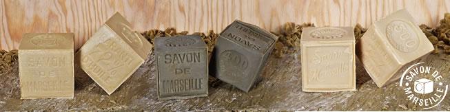 Savon de Marseille - Le Sérail