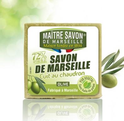 Savon de Marseille - Maître Savon de Marseille
