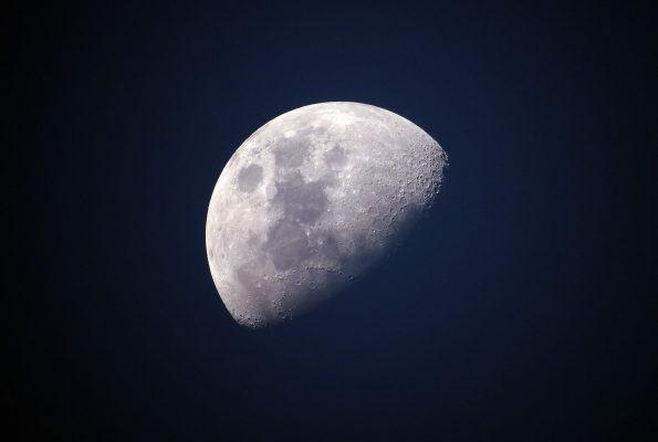 Astronomie - La Lune