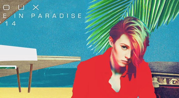 Nouvel album de La Roux - Juillet 2014 - Trouble in paradise