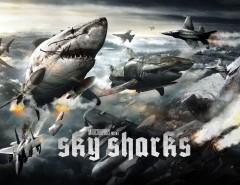Affiche SKY SHARKS