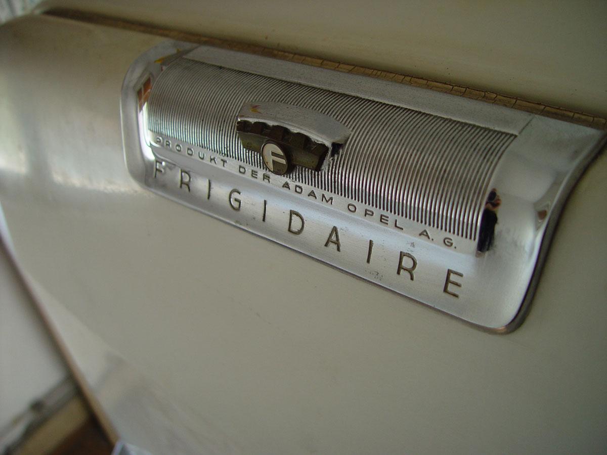 Frigidaire - Le Curionaute