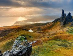 Ile de Skye - Pixabay